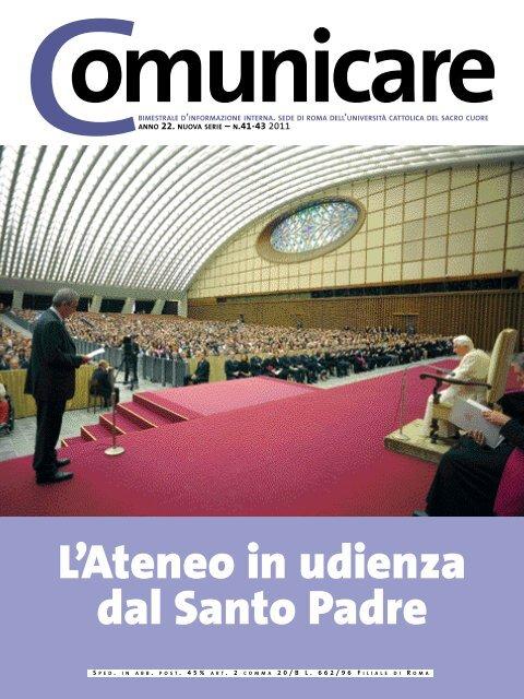 Download - Università Cattolica del Sacro Cuore