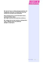 K & R Leuchtmittel - Katalog