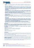 Infortuni Fascicolo Informativo Contratto di assicurazione per gli ... - Page 4