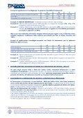 Infortuni Fascicolo Informativo Contratto di assicurazione per gli ... - Page 5