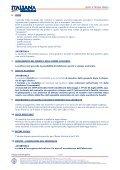 Infortuni Fascicolo Informativo Contratto di assicurazione per gli ... - Page 6