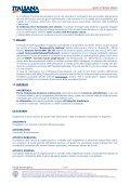 Infortuni Fascicolo Informativo Contratto di assicurazione per gli ... - Page 7