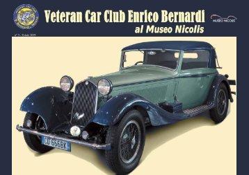 Veteran Car Club Enrico Bernardi