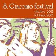ottobre 2012 febbraio 2013 - Bologna Welcome