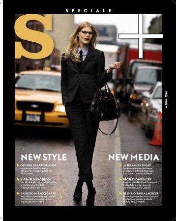 NEW STYLE NEW MEDIA - CASCELLA