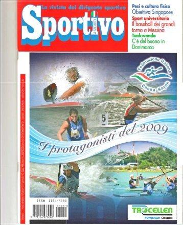 Lo SPortivo La rivista del dirigente sportivo - Giacche Verdi Lombardia