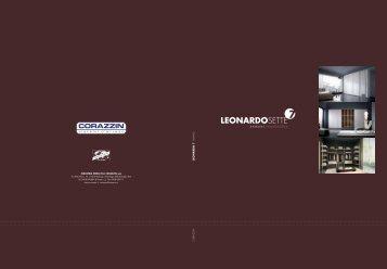 Scarica il catalogo in pdf - Corazzin Group srl