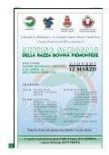 2009 - Associazione Nazionale Allevatori Bovini di razza piemontese - Page 6