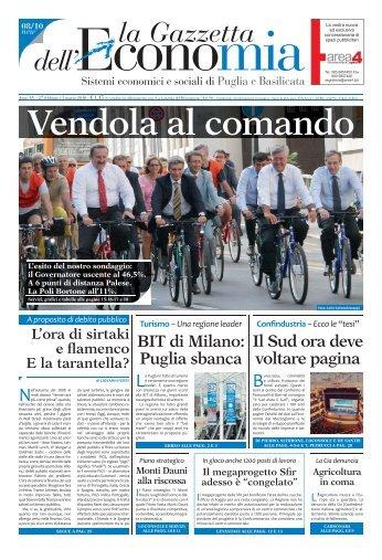 GE 08_10.indd - La Gazzetta dell'Economia