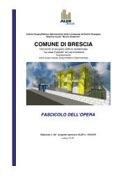 COMUNE DI BRESCIA - IZS della Lombardia e dell'Emilia Romagna
