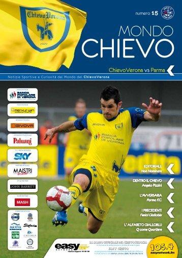 ChievoVerona vs Parma - Coordinamento Amici del Chievo Verona