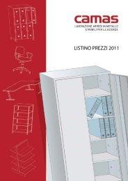 LISTINO PREZZI 2011 - Gruppo Gesa S.r.l.