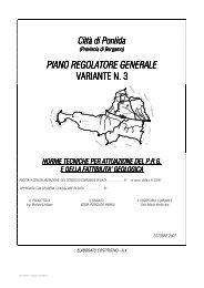 NTA VARIANTE 3 comprensiva controdeduzione1 - Comune di ...