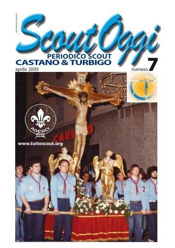 CASTANO & TURBIGO - TuttoScout.org