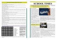 Il giornalino parte 2 - Portale per l'educazione