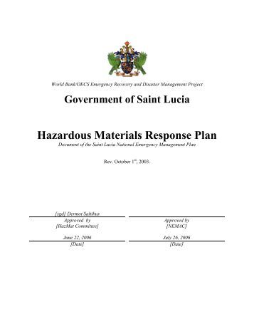 Hazardous materials business plan application