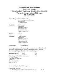 Einladung und Ausschreibung EWU A/Q Turnier Wünschendorf ...