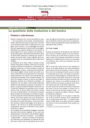 La questione della traduzione e del lessico ... - Palumbo Editore