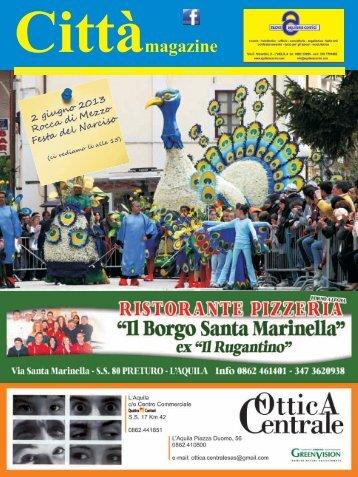 Giugno - Città magazine