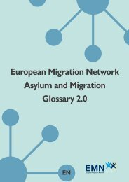 European Migration Network Asylum and Migration Glossary 2.0
