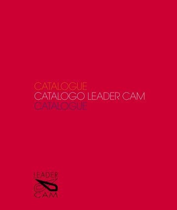 catalogo leader cam catalogue catalogue - Diamond Salon Services
