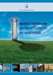dei Beni Culturali ed ambientali - Fondazione Livorno