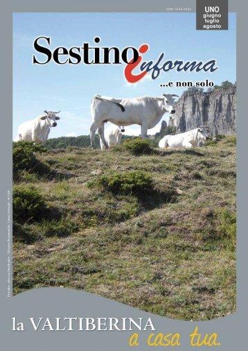 Sestino Informa - Portale Turistico Comune di Sestino