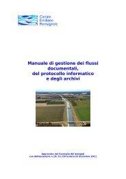 Manuale di gestione dei flussi documentali, del protocollo ...