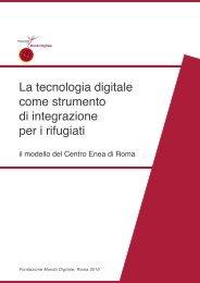 La tecnologia digitale come strumento di integrazione per ... - Phyrtual