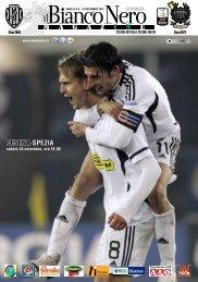 23/11/2012 ANNO 3 - N°8 - Cesena Calcio