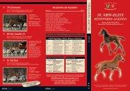 Katalog Fohlen - Westfälisches Pferdestammbuch eV