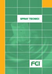 SPRAY TECNICI - Forniture chimiche industriali