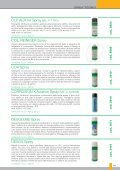 SPRAY TECNICI - Forniture chimiche industriali - Page 3