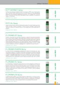 SPRAY TECNICI - Forniture chimiche industriali - Page 5