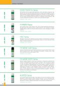 SPRAY TECNICI - Forniture chimiche industriali - Page 6