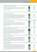 SPRAY TECNICI - Forniture chimiche industriali - Page 7