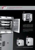 mantenitori - rigeneratori di temperatura holding - regenerating ovens - Page 6