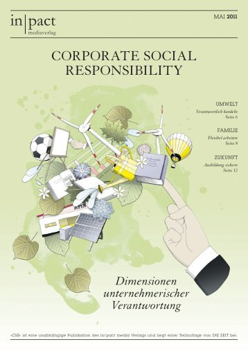 Corporate Social Responsibility - Metatop GmbH