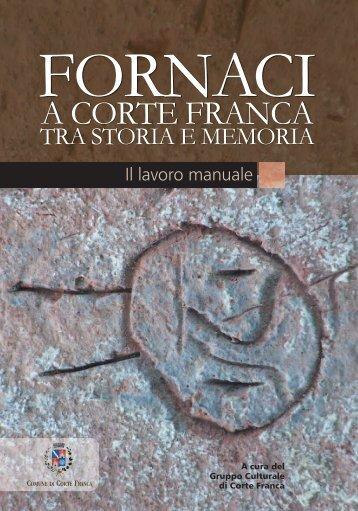 fornaci a corte franca tra storia e memoria - Associazione La Schiribilla