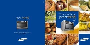 Il tuo ricettario - Samsung