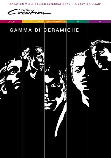 GAMMA DI CERAMICHE