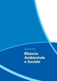 EDIZIONE 2008 Bilancio Ambientale E Sociale - Tetra Pak