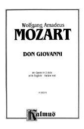 MOZART - Alfred Music Publishing