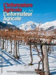 n. 2-2012 Al momento disponibile solo in formato PDF - Regione ...