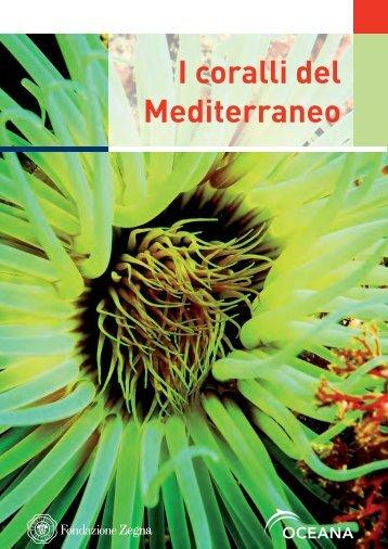 I coralli del Mediterraneo - Oceana