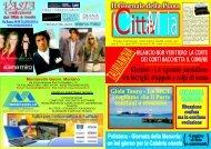 CittàMia n° 9 - Aprile 2007 - Il Giornale della Piana di Gioia Tauro