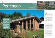 Artikel über den Bau eines Pentagrammes in der Pfalz
