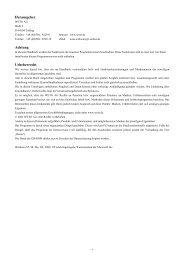 Herausgeber Achtung Urheberrecht - Weto AG