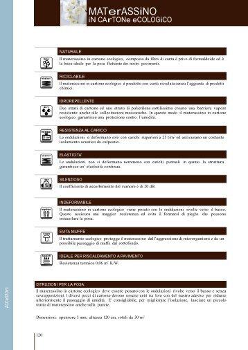 info accessori, materassino e posa.pdf