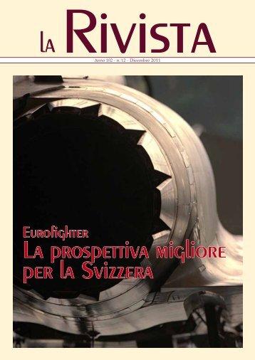 La prospettiva migliore per la Svizzera - zu Antonio de Grada